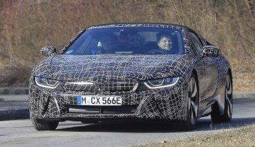 BMW全新i8有望今年年底亮相 明年正式推出