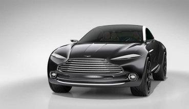 豪華GT跑車量產有望!?Aston Martin宣布DBX Concept正式進入量產計畫