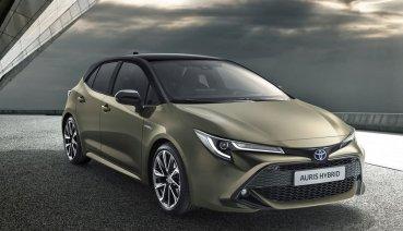 Toyota 全新Auris Touring Sports旅行車今年推出,台灣是否引進還在評估中
