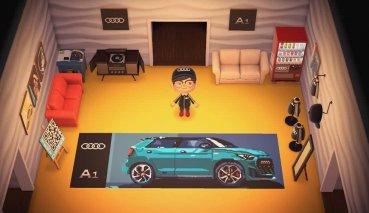 台灣奧迪跨界遊戲打造Audi A1 Sportback動森賞車會、5/17起正式開島!