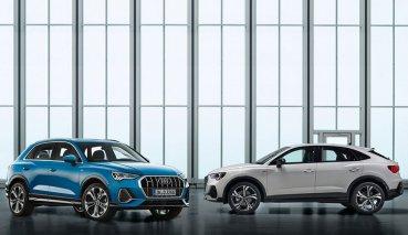 全新Audi Q3、Q3 Sportback在台上市!兩種動力五款車型售價180萬元起