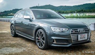 [新車試駕] 理想非夢想,完美非全美 Audi S4 Avant
