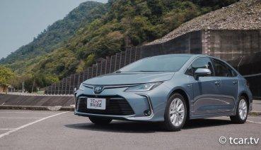 [新車試駕] 重拾愛上的理由 New Toyota Corolla Altis Hybrid