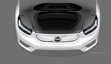 VOLVO首部純電動車XC40 Electric釋出第二波預告,10月16日全球首發