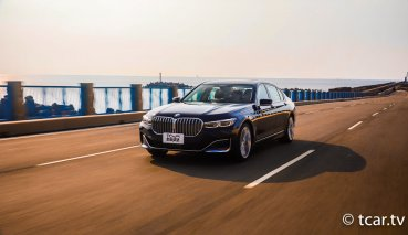 [新車試駕] 社會在走 THE 7要有 BMW 750Li