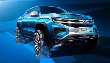 Ford/Volkswagen 集團合作結晶第一彈,Volkswagen Amarok 第二代草稿釋出!