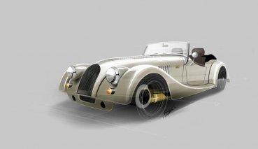 縱橫車壇70年,MORGAN Plus 4以最後紀念版告別車壇