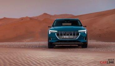 這是目前操控最好的純電SUV!Audi e-tron阿布達比試駕