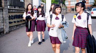 高中生活更不同:華岡女孩與KYMCO Cozy初次接觸