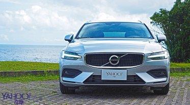 【新車圖輯】北歐第60號沉靜二部曲-邁向物質主義的終焉!2019 Volvo V60 T4 Momentum蘭陽試駕