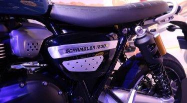 【編輯長專欄】古典與性能兼備 Triumph「Scrambler 1200」