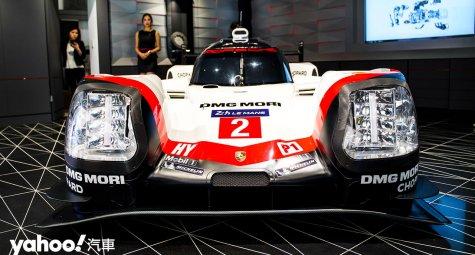 【台北車展預先賞】Porsche Studio概念店盛大開幕!復刻經典賽車935與利曼戰駒919 Hybrid帥氣抵台!