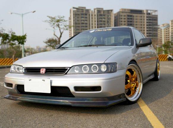 【頂極老汽車】Vol.12 職人匠心本田五代雅哥Honda Accord K7