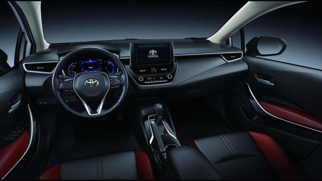 2020 Toyota Corolla Altis 1.8 Hybrid GR Sport