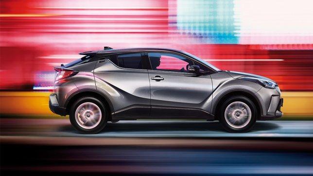 2020 Toyota C-HR 經典