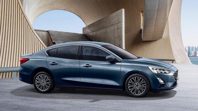 2020 Ford Focus 4D EcoBoost 182佛心版