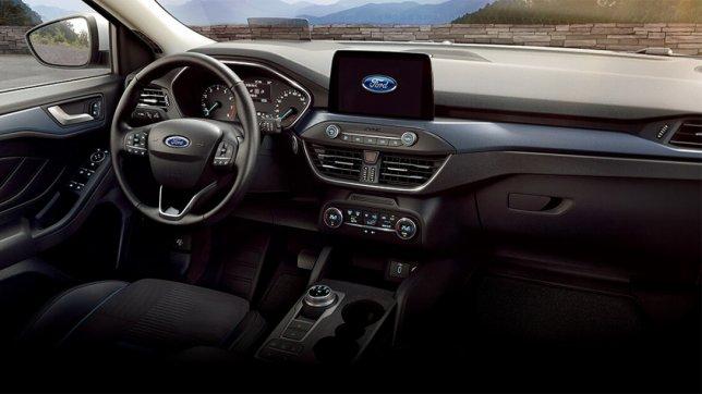 2021 Ford Focus Active EcoBoost 182任性版