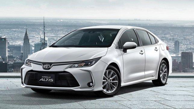 2020 Toyota Corolla Altis 1.8尊爵