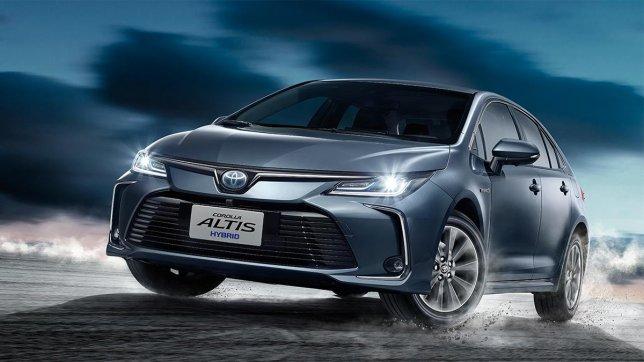 2020 Toyota Corolla Altis 1.8 Hybrid旗艦