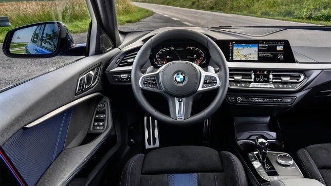 2021 BMW 1-Series M135i xDrive