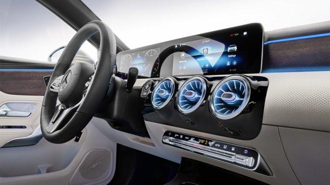 2020 M-Benz A-Class Sedan A200
