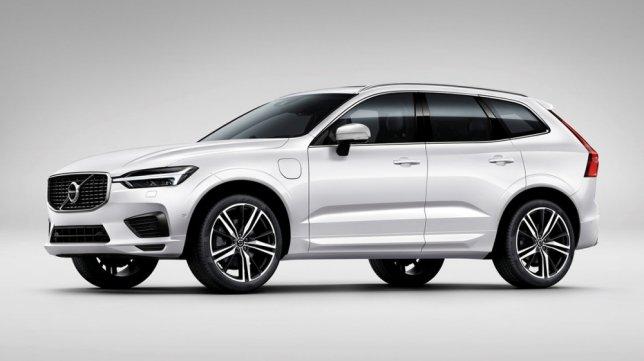 2021 Volvo XC60 B4 Momentum Plus