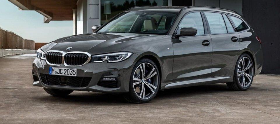 旅人,熱血地享受旅程吧 BMW 330i Touring M Sport