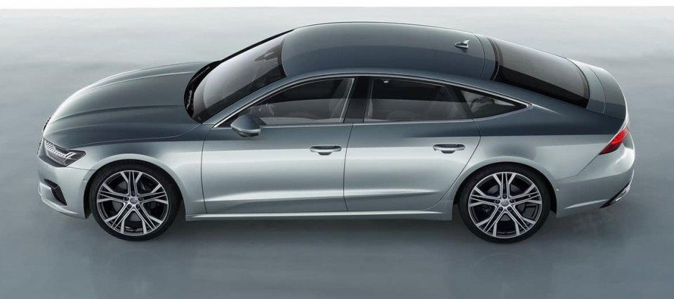 謹守舒適 恰巧帥氣 Audi A7 Sportback 45 TFSI quattro