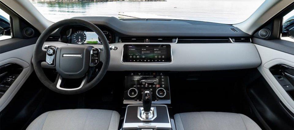 荒原中,最獨特的那顆星 Range Rover Evoque P200 R-Dynamic S