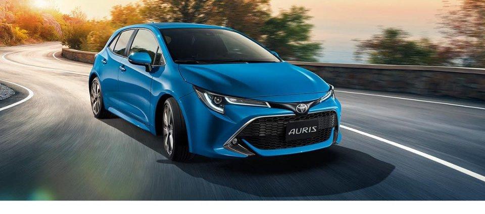 動感依舊、安全再強化!2020 Toyota Auris旗艦版