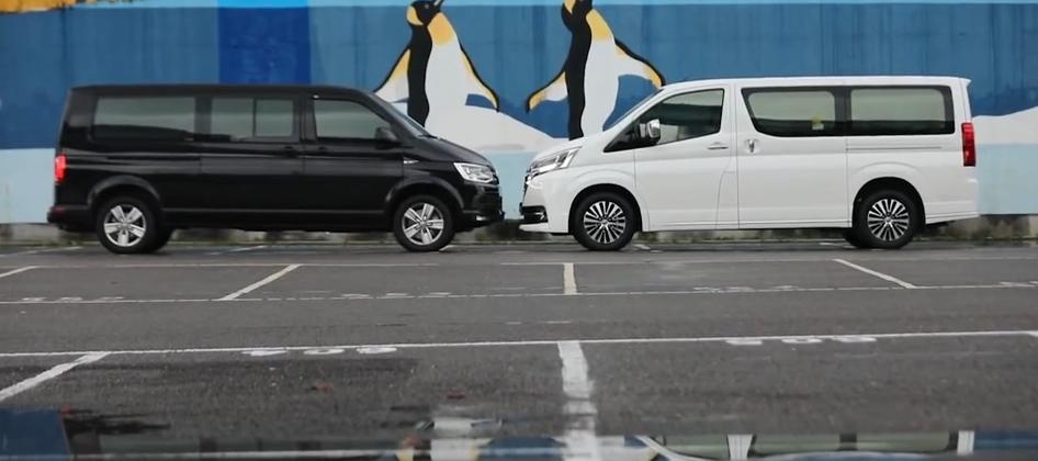 豪華vs機能!各有千秋 Volkswagen Caravelle/Toyota Granvia