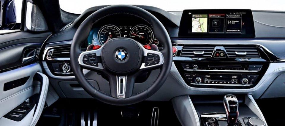 【Yahoo汽車一起試】BMW史上最強M5重磅登場!