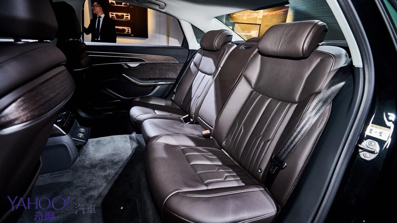 絕美總裁座駕終於現身!Audi A8媒體賞車會預告8月22日正式發表! - 13