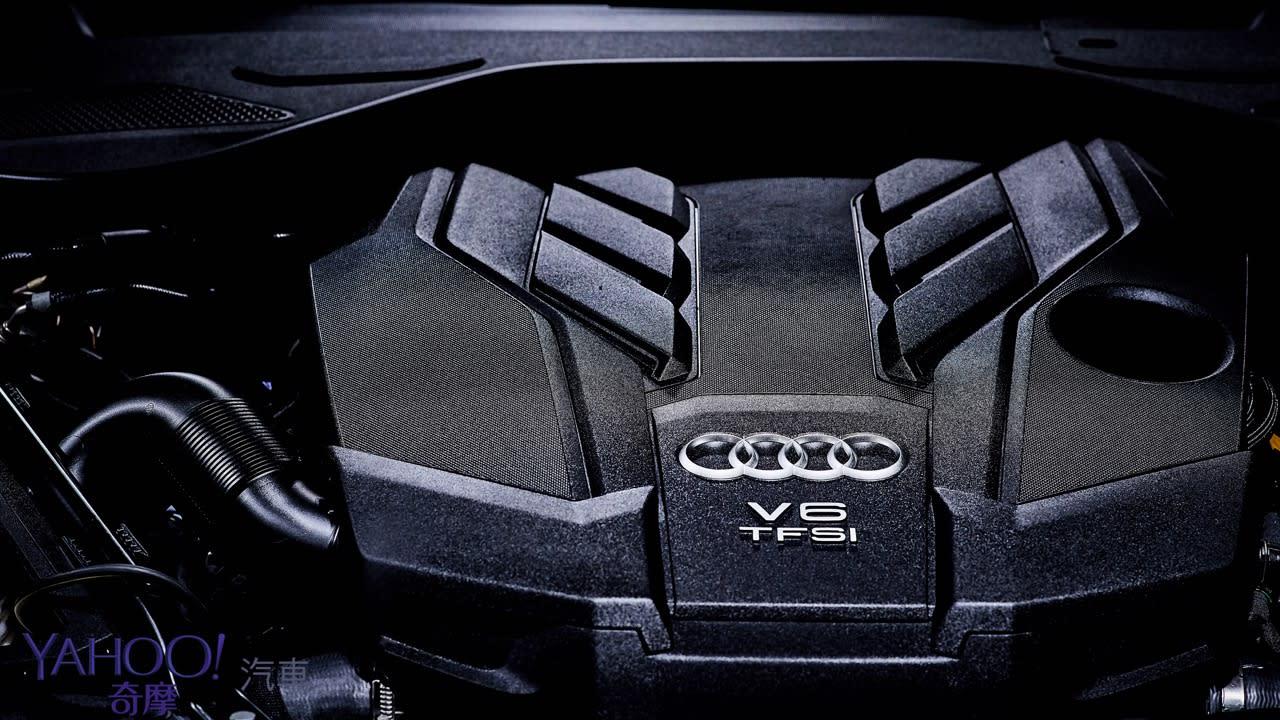 絕美總裁座駕終於現身!Audi A8媒體賞車會預告8月22日正式發表! - 8