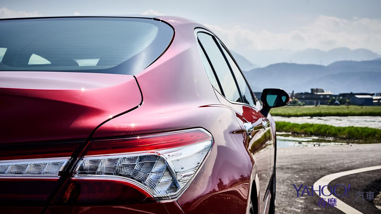歷代之最!2019 Toyota大改款Camry 2.5 Hybrid旗艦型宜蘭試駕 - 6