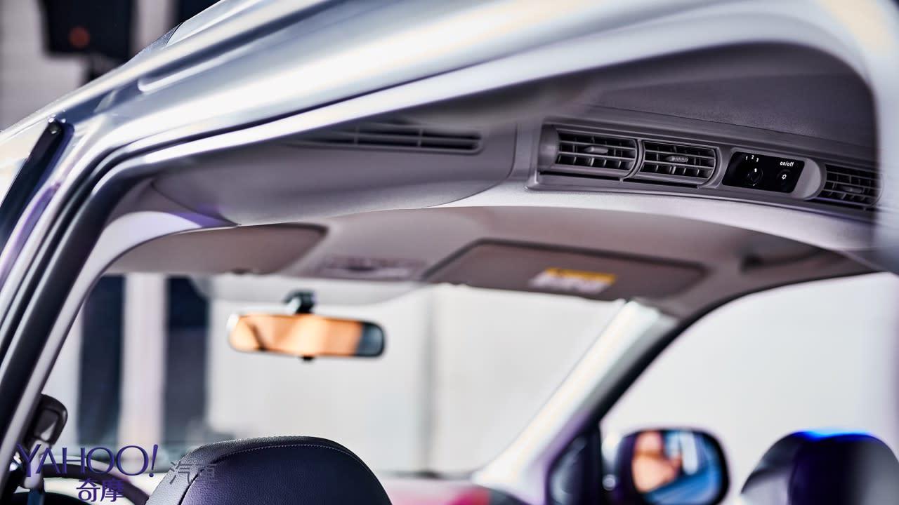 兼具休閒的頭家商務車!CMC小改款Zinger安全提升65.9萬起! - 4