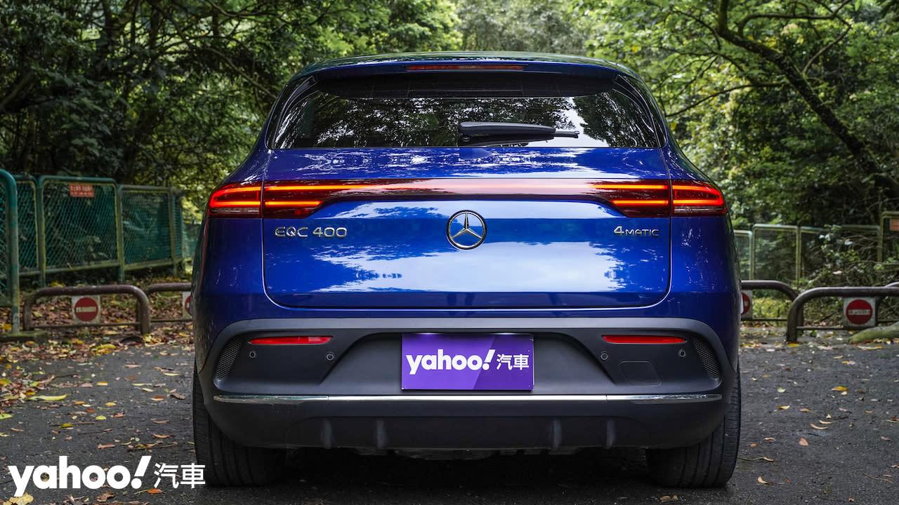 電能世界的歐系豪傑!2020 Mercedes-Benz EQC 400 4MATIC純電試駕! - 4