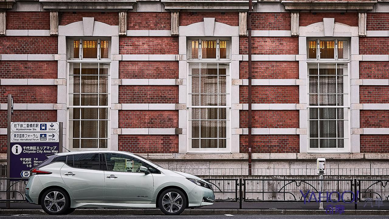 定義未來的電動化選擇!2019 Nissan Leaf 40kWh-G東京試駕 - 20