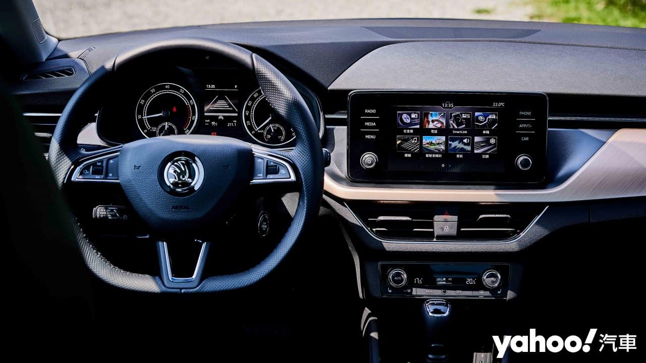歐系掀背的最佳理想值!2020 Škoda Scala 1.5 TSI豪華菁英版蘭陽試駕! - 11
