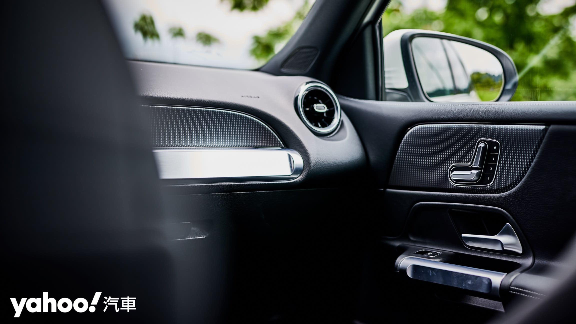 開起來「感覺大」的非典型三芒!2020 Mercedes-Benz GLB 200城郊試駕! - 15