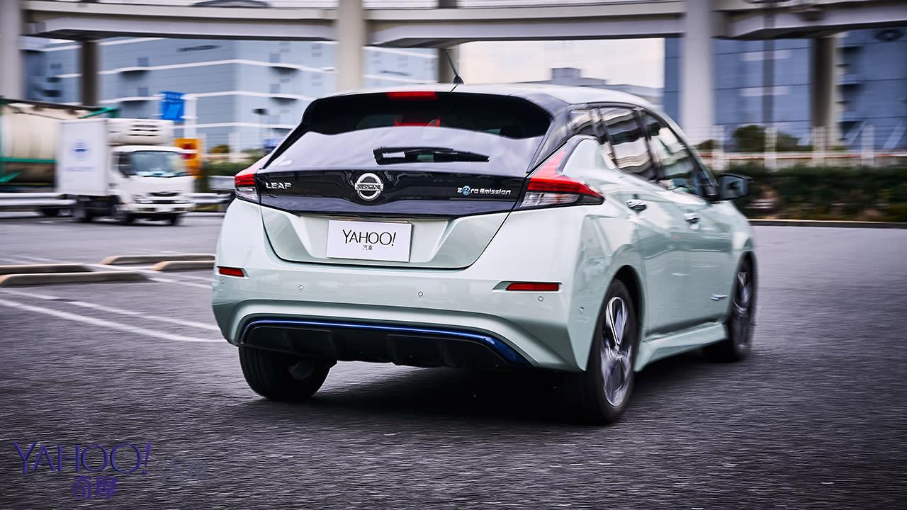 定義未來的電動化選擇!2019 Nissan Leaf 40kWh-G東京試駕 - 18