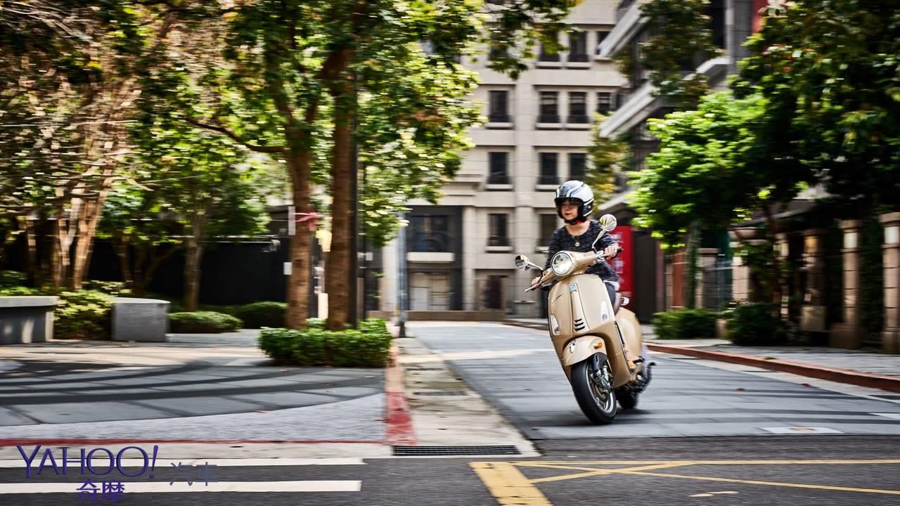更平易近人的義式浪漫旅 Vespa Primavera 150 i-get LED ABS都會試駕 - 5