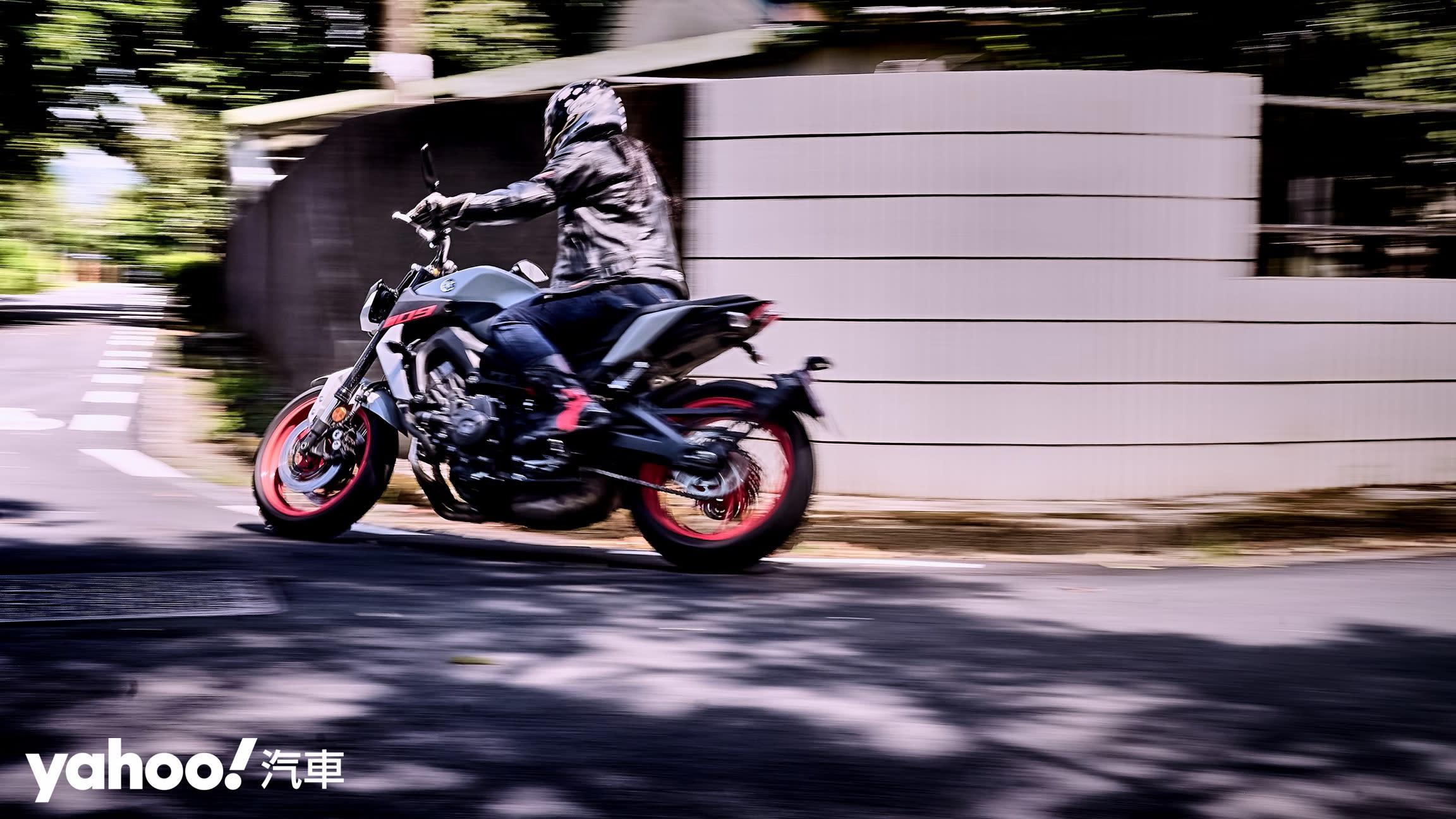 為「扭力」而生的大師風範!Yamaha MT-09老城郊試駕! - 2