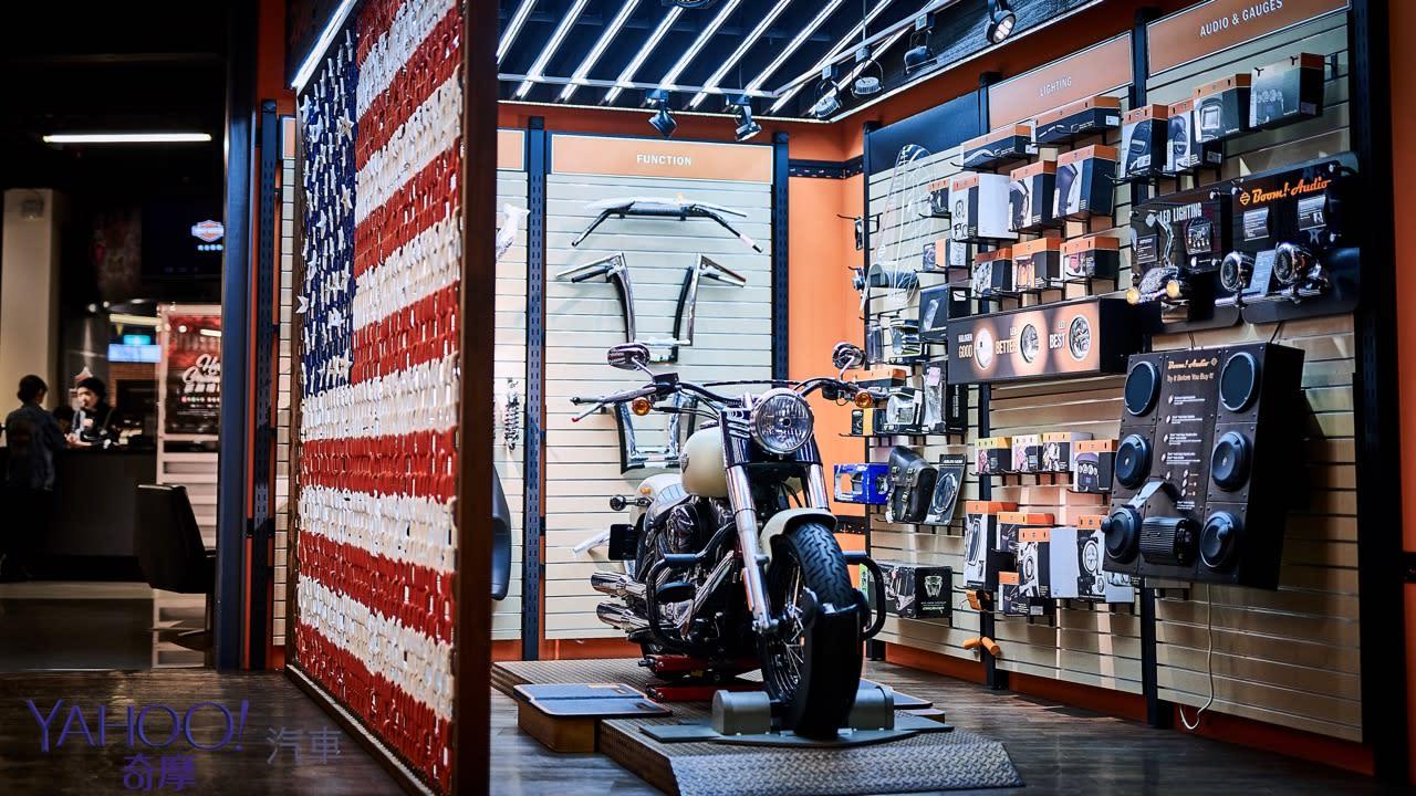 終於等到雙缸暴力完全體!2019年式Harley-Davidson全車系首度亮相開始接單
