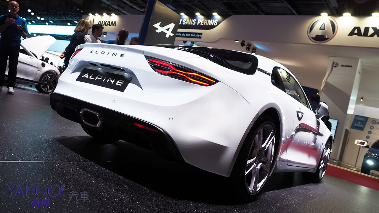 【巴黎車展直擊】以未來駕馭未來!Renault豪華自駕概念車EZ-Ultimo協同法系最速前驅Megane RS出擊! - 11