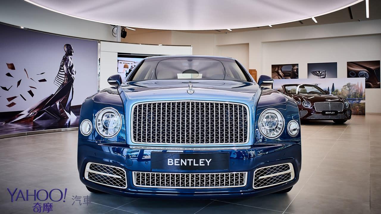 百年極致禮讚盡顯其中!Bentley Mulsanne百年限量款鑑賞暨敞篷Continental GT發表! - 3
