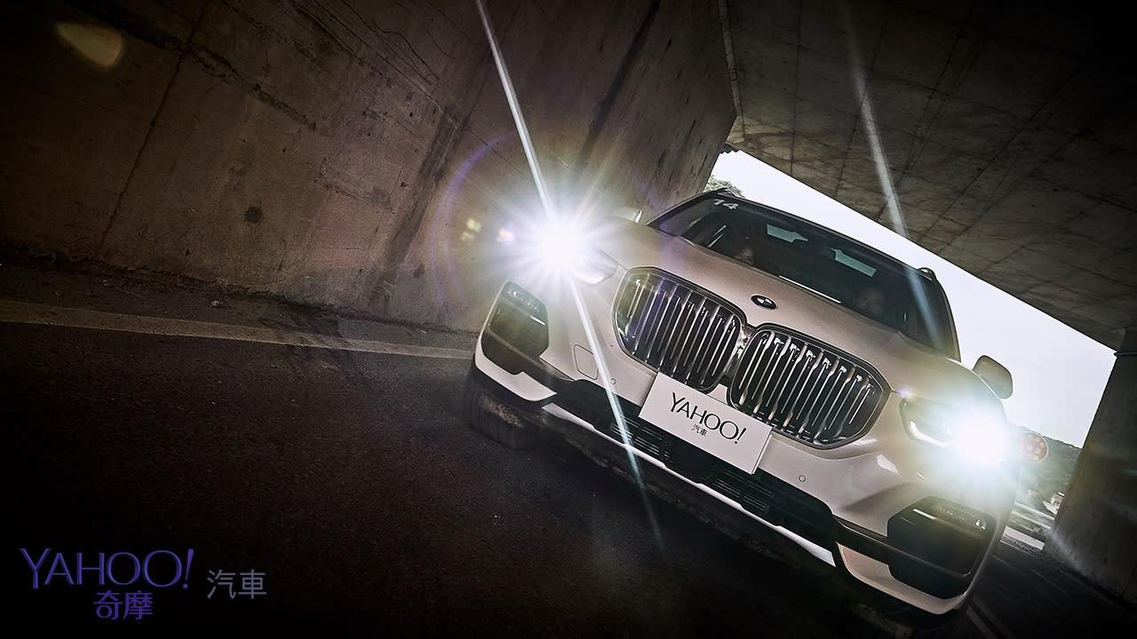 型變、質變、心不變 BMW X5 xDrive40i林口濱海試駕 - 7
