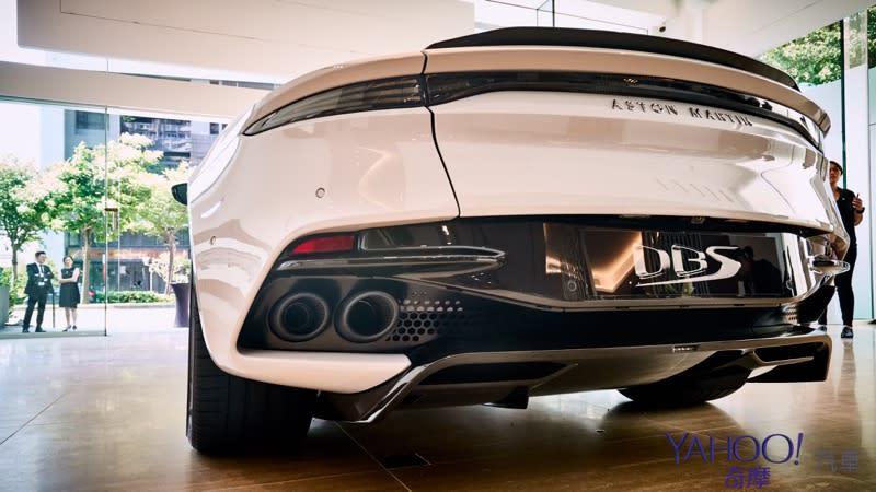 DBS Superlegerra無預警首發!Aston Martin高雄展示中心開幕辣翻南台灣! - 8