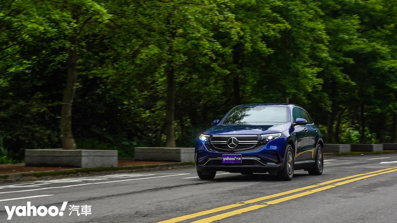 電能世界的歐系豪傑!2020 Mercedes-Benz EQC 400 4MATIC純電試駕! - 14