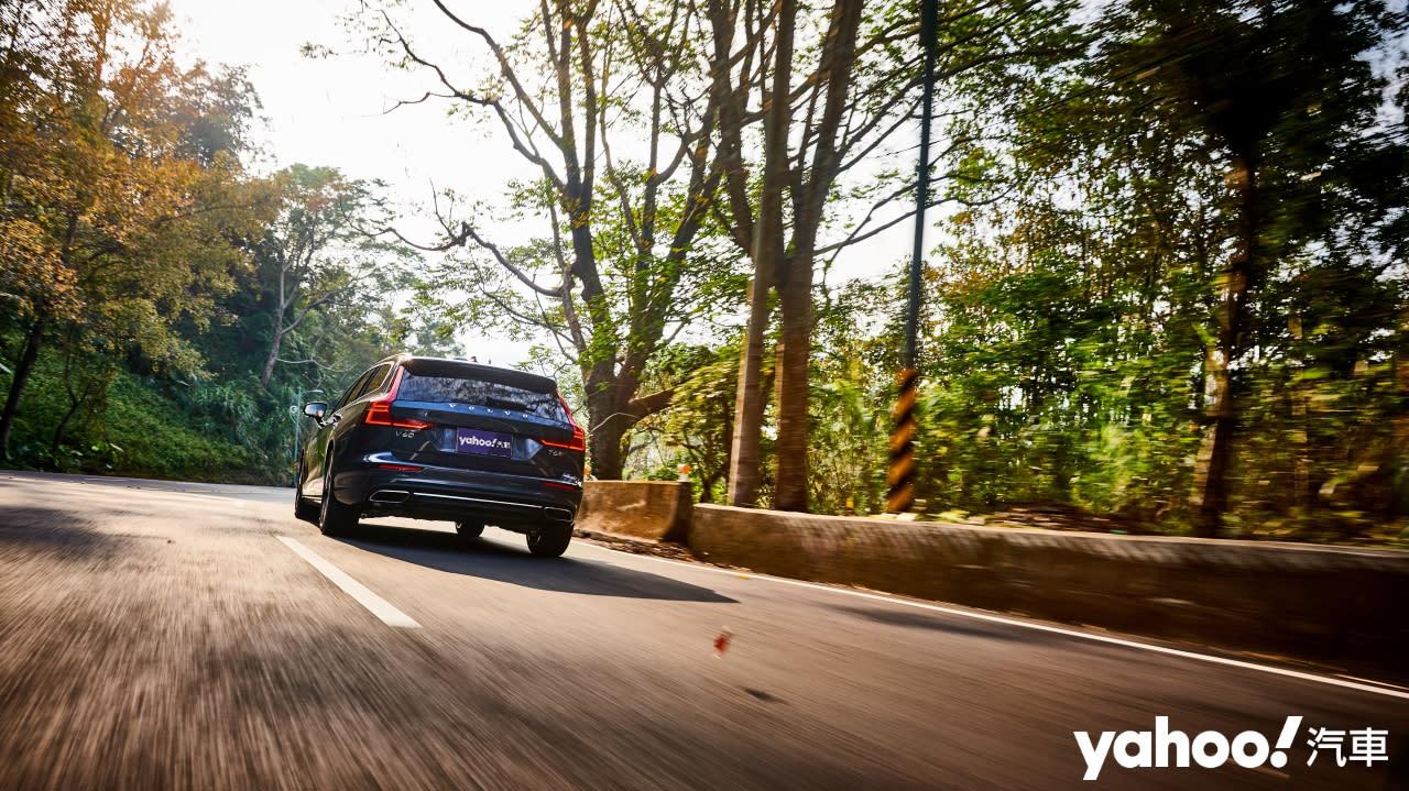 北歐第60號沉靜二部曲安可重奏-邁向純電未來之前Volvo V60 T6 Inscription中台灣試駕! - 14
